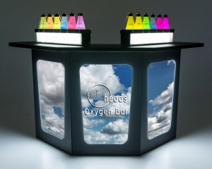 The Aromarizer-6 Professional Oxygen Bar Package with 2 Aromarizer-6's