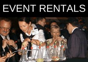 Oxygen Bar Rentals