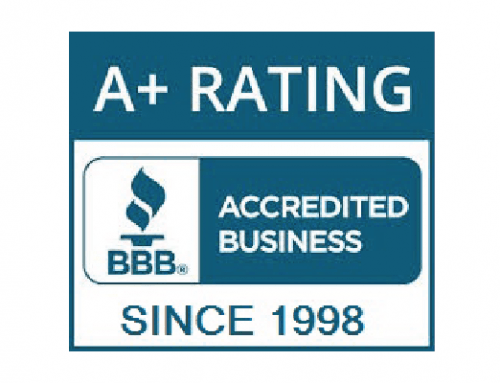 Our Better Business Bureau (BBB) Rating