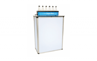 SmartBar Oxygen Bar with Aromarizer-6