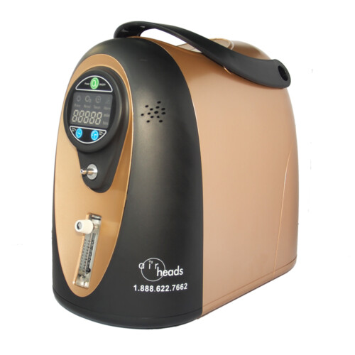 Airheads 5LPM Oxygen Concentrator