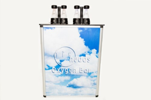 Zen-Station Money Maker Oxygen Bar Packag