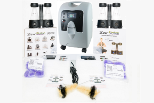 Zen-Station Money Maker Oxygen Bar Package