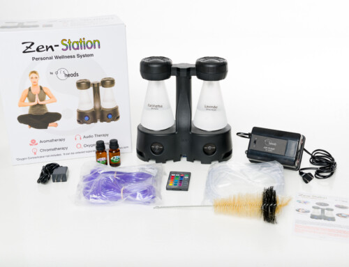 Zen-Station (A-2) Diffuser Assembly Instructions