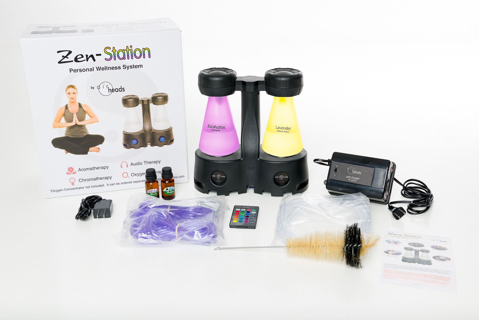 Zen-Station Personal Oxygen Bar Package