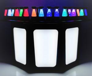 Multi-Color Zen Stations